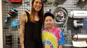 Jake Zyrus Visits Angelina Mead King, Expresses Gratitude Online