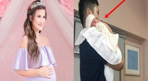 Camille Prats Gave Birth To New Child With VJ Yambao