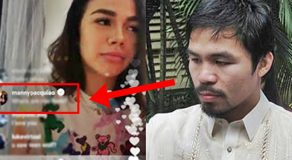 Manny Pacquiao's Controversial Comment On Arzaylea Rodriguez's IG Live Receives Mixed Reactions