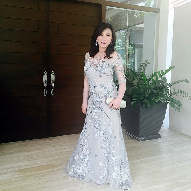 Wedding Gown Cost Philippines: Vicki Belo Exposes Wedding Gown Made By Monique Lhuillier
