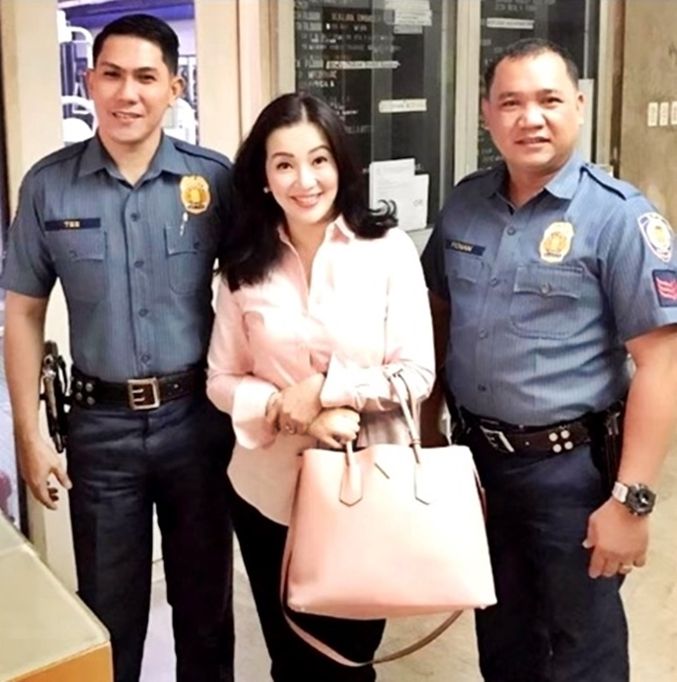 6c0b99ca26e5 Kris Aquino Shows Off Collection Of Expensive Bags, Branded Clothes