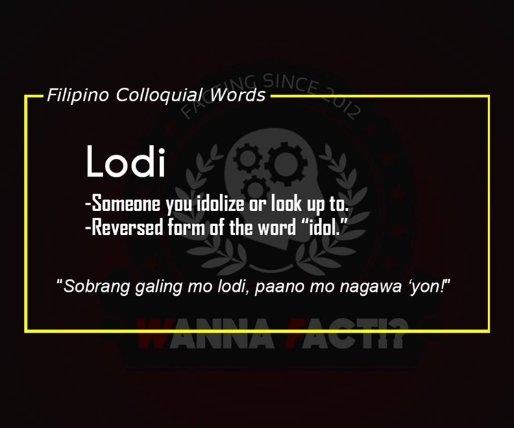 TRENDING PINOY TERMS: Compilation Of Filipino Colloquial Words With