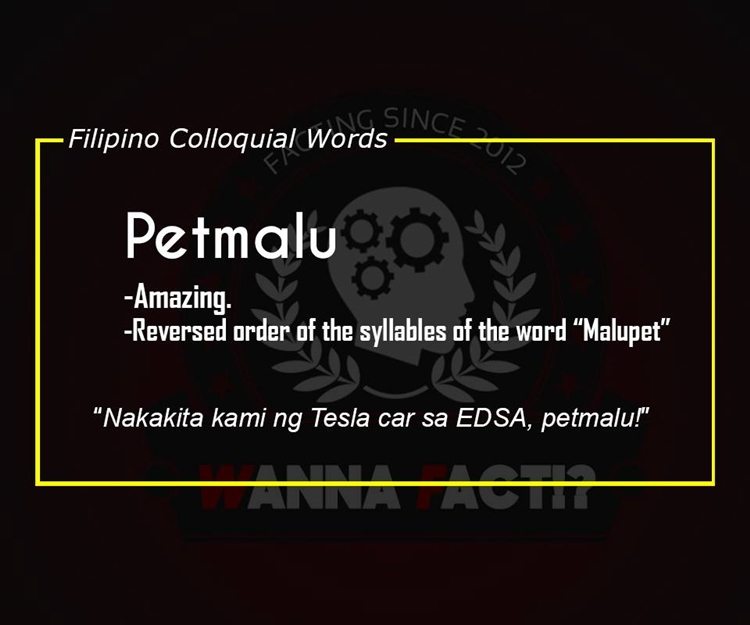 TRENDING PINOY TERMS: Compilation Of Filipino Colloquial