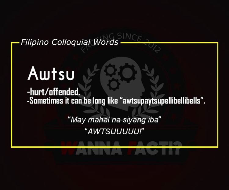 Trending pinoy terms compilation of filipino colloquial words with pinoy terms stopboris