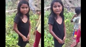Little Girl Goes Viral Over Amazing Voice Which Impresses Netizens