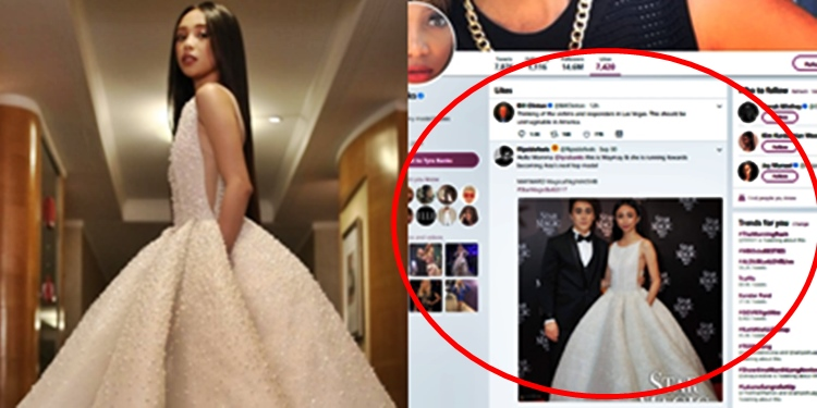 Tyra Banks Notices Maymay Entrata S Attire During Star