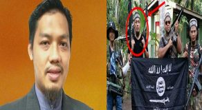 Malaysian Extremist To Take Over ISIS Leadership In Marawi?