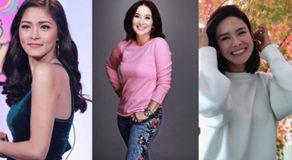 "Kris Aquino Sends Touching Message To Her ""2 Panganays"" Erich Gonzales, Kim Chiu"
