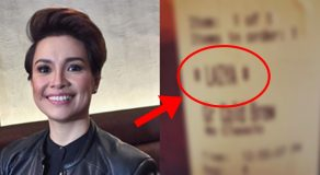 Lea Salonga Calls Out Famous Coffee Shop For Misspelling Her Name
