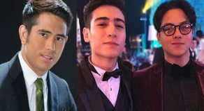 Marco Gallo Reveals He Looks Up To Daniel Padilla, Gerald Anderson