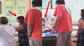 Watch: Video Footage Of Commotion Between Nurse, Patient Goes Viral