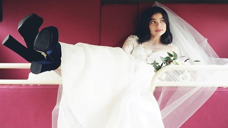 Monique Lhuillier Reveals Story Behind The Wedding Gown Of Anne Curtis