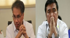 DOTr Files Plunder Charges Against Mar Roxas, Jun Abaya
