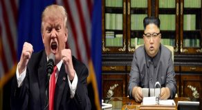 US President Donald Trump Declares N. Korea As Sponsor Of Terrorism