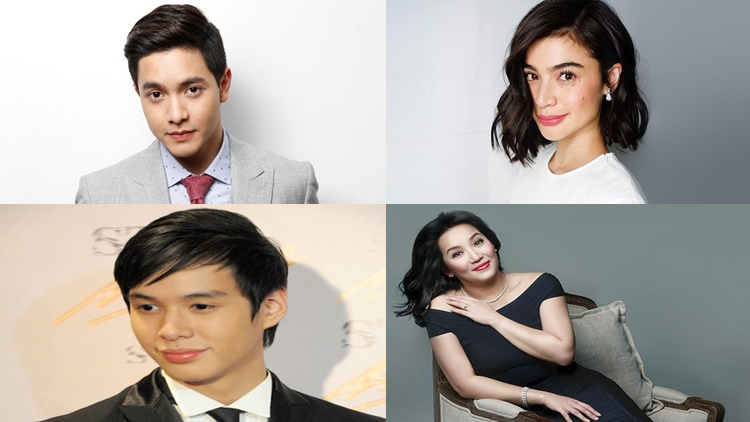 Filipino Celebrities