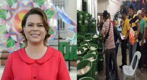 Sara Duterte Gives Christmas Bonus To Traffic Enforcers, Street Sweepers In Davao