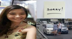 Arrogant Lady Who Slapped Taxi Driver Issues Public Apology