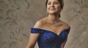 Here Are The Five Jaw-Dropping Outfits Isabelle Duterte Wore During Debut Celebration