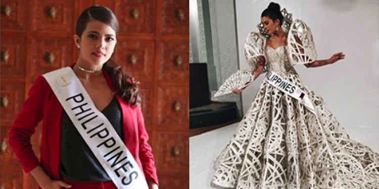 ad8acff19f Miss Intercontinental 2017 PH Bet Katarina Rodriguez Stunning On National  Costume