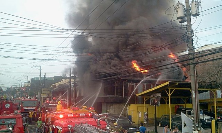 9-Year-Old Boy Dies While Holding Bible During Fire In Cebu
