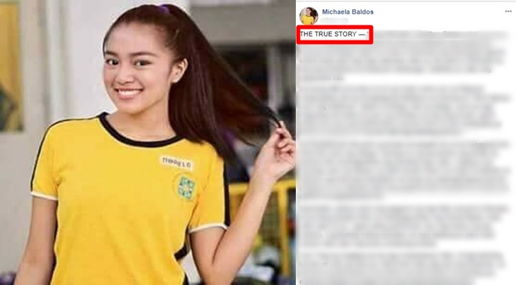 Michaela Baldos' Controversial Scandal Videos