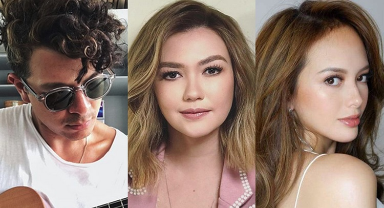 Angelica Panganiban, Celebrities