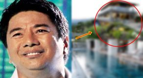 LOOK: Willie Revillame's Stunning Mansion In Tagaytay Will Leave You in Awe