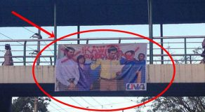 """Ikaw Sunod"" Anti-Rama Tarpaulin Display Shocked Cebuanos"