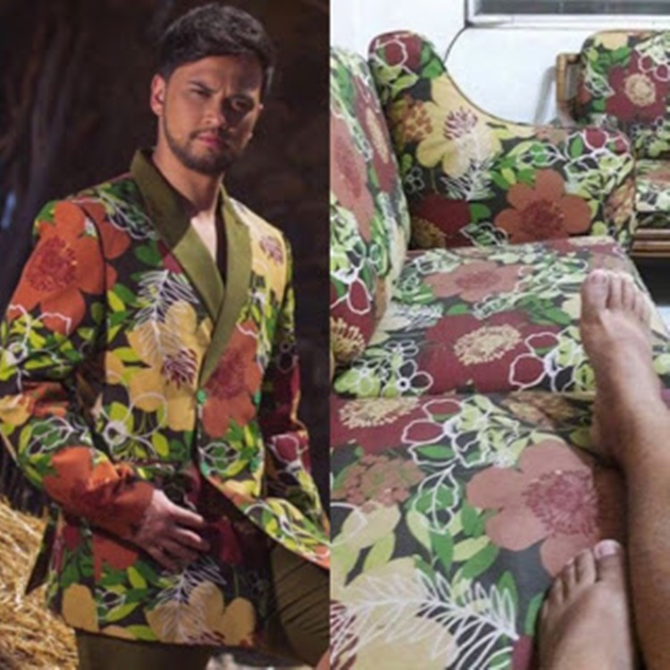 Billy Crawford, Coleen Garcia's Prenup Outfits