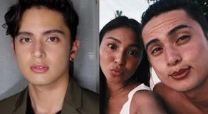 James Reid Compares His Relationship With Nadine Lustre To His Past Affairs