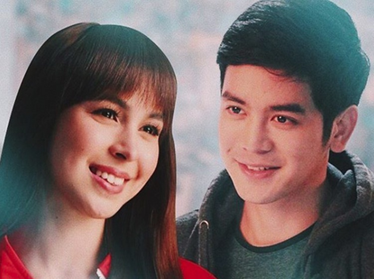 Joshua Garcia, Julia Barretto Photo