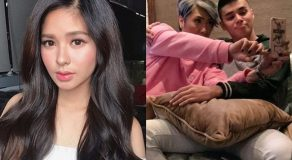 Loisa Andalio Reacts To Rumored BF Ronnie Alonte Being Linked To Vice Ganda