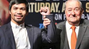 Manny Pacquaio's State Of Contract Under Top Rank Revealed