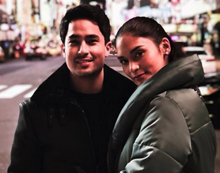 Pia Wurtzbach, Marlon Stockinger 1