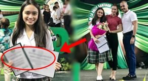 Sunshine Cruz's Daughter Receives Exemplary Conduct Award, Surname She Used Confuses Netizen