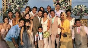 Famous Celebrities Present At The Wedding Of Billy Crawford, Coleen Garcia