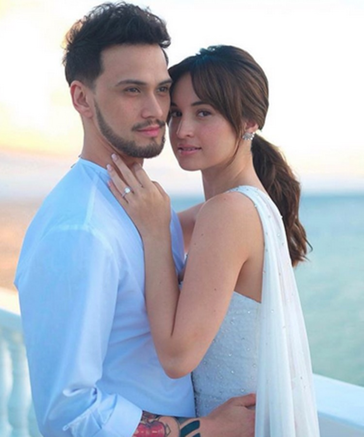 Billy Crawford, Coleen Garcia