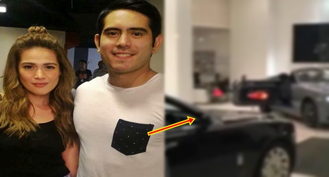 Gerald Anderson, Bea Alonzo London