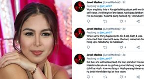 Julia Barretto Replies To Basher Who Attacked Her In Series Of Posts