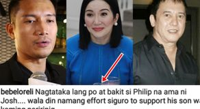 Kris Aquino Explains Different Treatment To Philip Salvador Compared To James Yap