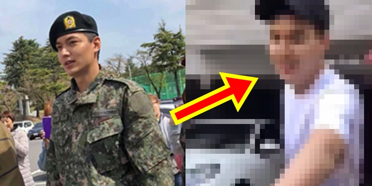 Lee Min Ho Finishes Military Training First Photos After Completion