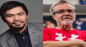 Manny Pacquiao To Train With Buboy, Clarifies Relationship With Roach