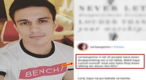 Tom Rodriguez Breaks Silence On GF Carla Abellana's Intriguing Posts