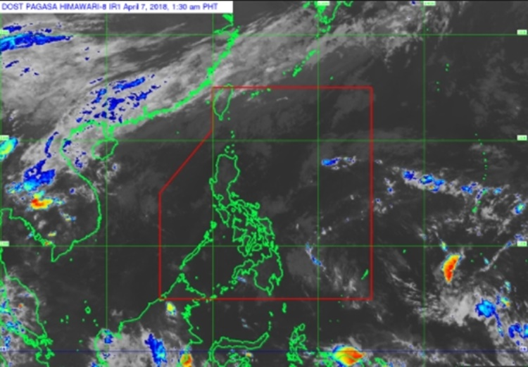 a trip to pagasa State weather bureau pagasa on sunday afternoon issued a heavy rainfall warning in some luzon provinces as typhoon domeng continued to.