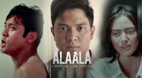 'Alaala: A Martial Law Special' Starring Alden Richards Wins International Award