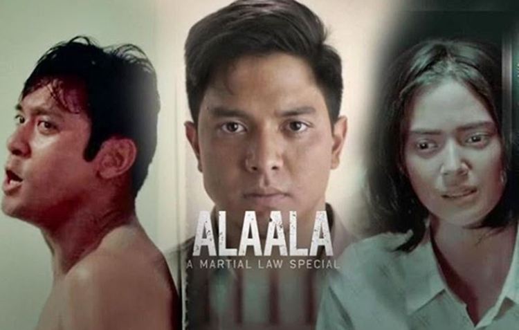 Alaala: A Martial Law Special' Starring Alden Richards Wins