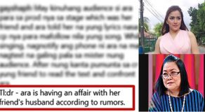 Lolit Solis' Shocking Revelation About Ara Mina Sparks Speculations Of Affair With Friend's Husband