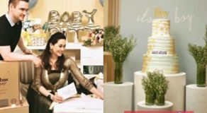 Cristalle Belo Throws Grand, Fun-Filled Baby Shower