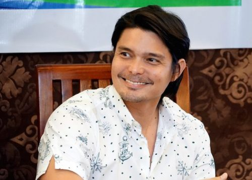 Dingdong Dantes Reacts To Rumors That Marian Rivera Is ...