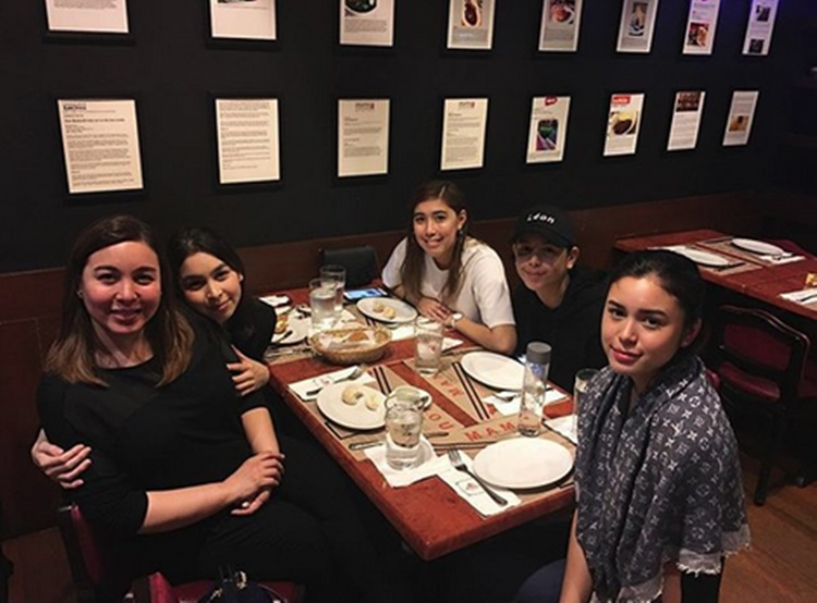 Marjorie Barretto Kids